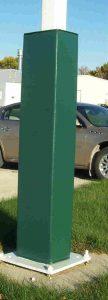 post pads and pole padding